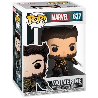 Фигурка Funko Головотряс X-Men 20th Anniversary - POP! - Wolverine 49282 (9.5 см)