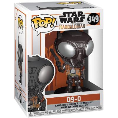 Фигурка Funko Головотряс Star Wars: The Mandalorian - POP! - Q9:0 45541 (9.5 см)