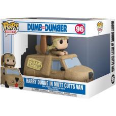 Фигурка Dumb and Dumber - POP! Rides - Harry Dunne Mutt Cutts Van (9.5 см)