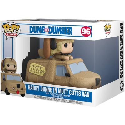 Фигурка Funko Dumb and Dumber - POP! Rides - Harry Dunne Mutt Cutts Van 51948 (9.5 см)