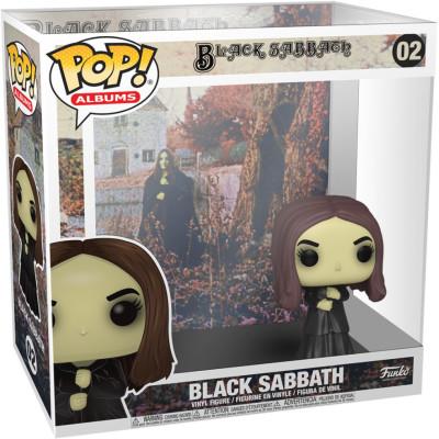 Фигурка Funko Black Sabbath - POP! Albums - Black Sabbath 53077 (9.5 см)