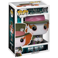 Фигурка Alice in Wonderland - POP! Movies - Mad Hatter (9.5 см)