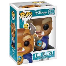 Фигурка Beauty and The Beast - POP! - The Beast (Winter) (9.5 см)
