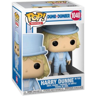 Фигурка Funko Dumb and Dumber - POP! Movies - Harry Dunne In Tux 51957 (9.5 см)