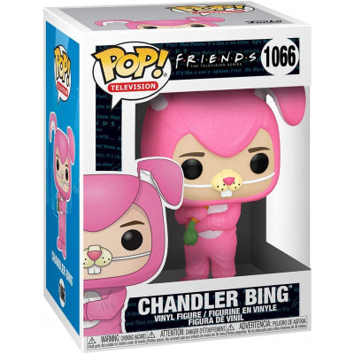 Фигурка Funko Friends - POP! TV - Chandler Bing (as Bunny) 41952 (9.5 см)