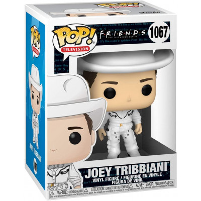 Фигурка Funko Friends - POP! TV - Joey Tribbiani (Cowboy) 41953 (9.5 см)