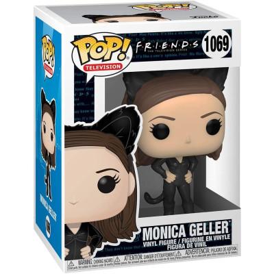 Фигурка Funko Friends - POP! TV - Monica Geller (as Catwoman) 54342 (9.5 см)