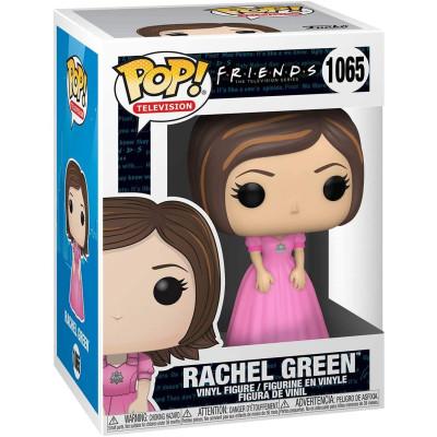 Фигурка Funko Friends - POP! TV - Rachel Green (in Pink Dress) 41951 (9.5 см)