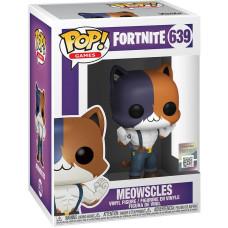 Фигурка Fortnite - POP! Games - Meowscles (9.5 см)