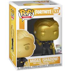 Фигурка Fortnite - POP! Games - Midas (Shadow) (Metallic) (9.5 см)