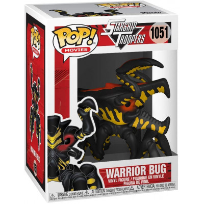 Фигурка Funko Starship Troopers - POP! Movies - Warrior Bug 51943 (9.5 см)