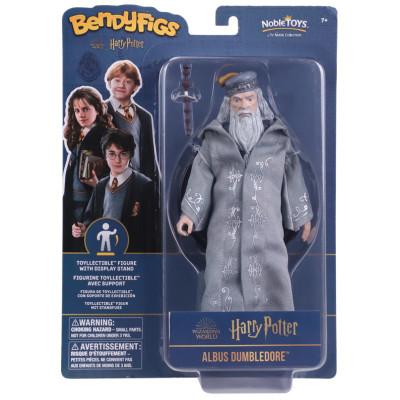 Фигурка Noble Collection Harry Potter - Bendyfig - Albus Dumbledore NN7368 (19 см)