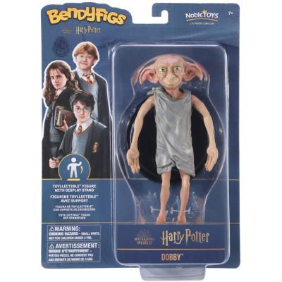 Фигурка Noble Collection Harry Potter - Bendyfig - Dobby NN7369 (19 см)