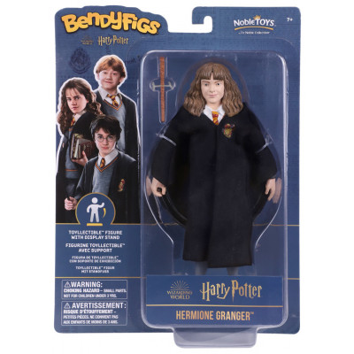 Фигурка Noble Collection Harry Potter - Bendyfig - Hermione Granger NN7367 (19 см)
