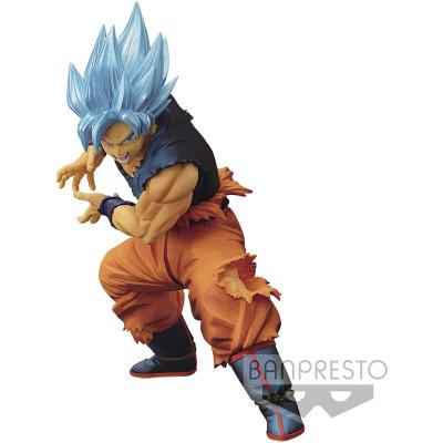 Фигурка Banpresto Dragon Ball Super - Maximatic - Super Saiyan God Super Saiyan Goku (vol.2) BP81923P (20 см)