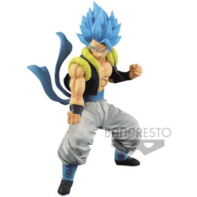 Фигурка Banpresto Dragon Ball Super - 5th Anniversary - Super Saiyan God Super Saiyan Goku BP81843P (18 см)