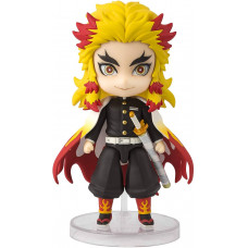 Фигурка Demon Slayer: Kimetsu no Yaiba - Figuarts Mini - Kyojuro Rengoku (9 см)