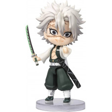 Фигурка Demon Slayer: Kimetsu no Yaiba - Figuarts Mini - Sanemi Shinazugawa (9 см)