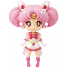 Фигурка Sailor Moon Eternal - Figuarts Mini - Super Sailor Chibi Moon (9 см)