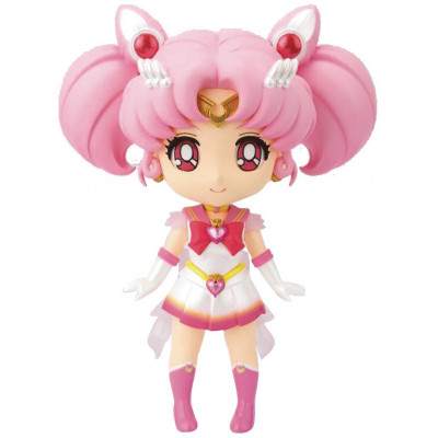 Фигурка Tamashii Nations Sailor Moon Eternal - Figuarts Mini - Super Sailor Chibi Moon 595102 (9 см)