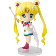 Фигурка Sailor Moon Eternal - Figuarts Mini - Super Sailor Moon (9 см)
