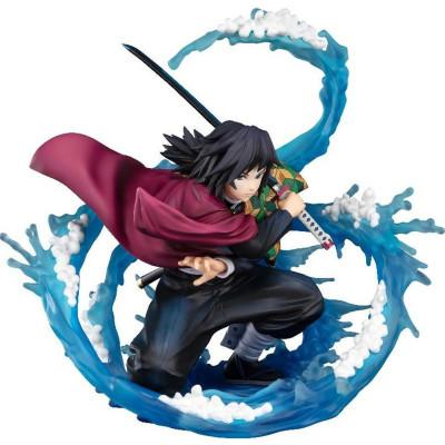Фигурка Tamashii Nations Demon Slayer: Kimetsu no Yaiba - Figuarts Zero - Giyu Tomioka (Water Breathing Ver.) 608956 (17 см)