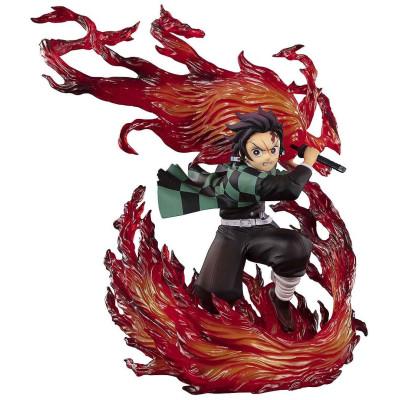 Фигурка Tamashii Nations Demon Slayer: Kimetsu no Yaiba - Figuarts Zero - Kamado Tanjiro (Hinokami Kagura) 603463 (21 см)