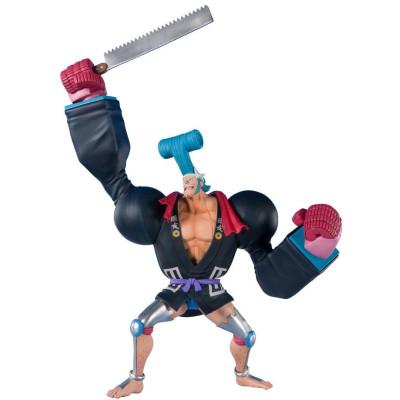 Фигурка Tamashii Nations One Piece - Figuarts Zero - Franky (Franosuke) 608444 (22 см)