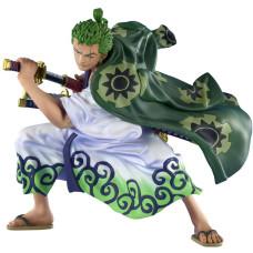 Фигурка One Piece - Figuarts Zero - Roronoa Zoro (Zorojuro) (11 см)