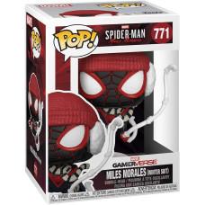 Головотряс Spider-Man: Miles Morales - POP! Games - Miles Morales (Winter Suit) (9.5 см)