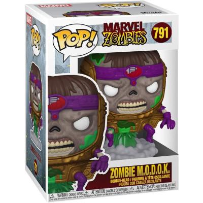 Фигурка Funko Головотряс Marvel Zombies - POP! - Zombie M.O.D.O.K 54559 (9.5 см)