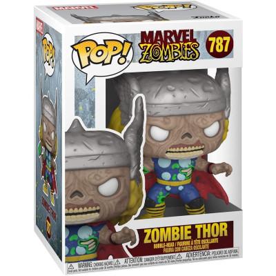 Фигурка Funko Головотряс Marvel Zombies - POP! - Zombie Thor 49127 (9.5 см)
