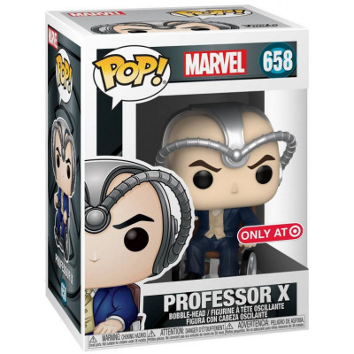 Фигурка Funko Головотряс Marvel - POP! - Professor X (Cerebro) (Exc) 52243 (9.5 см)