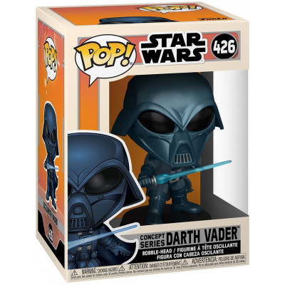 Фигурка Funko Головотряс Star Wars - POP! - Concept Series: Darth Vader 50113 (9.5 см)