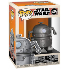 Головотряс Star Wars - POP! - Concept Series: R2-D2 (9.5 см)