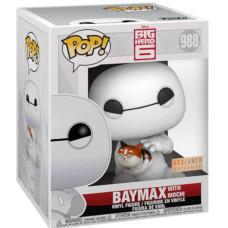 Фигурка Big Hero 6 - POP! - Baymax with Mochi (Exc) (15 см)