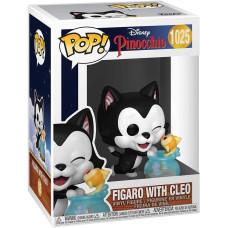 Фигурка Pinocchio - POP! Animation - Figaro with Cleo (9.5 см)