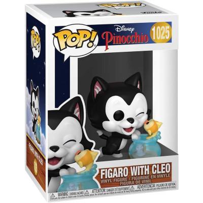 Фигурка Funko Pinocchio - POP! Animation - Figaro with Cleo 51540 (9.5 см)