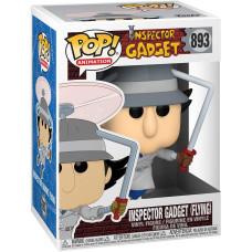 Фигурка Inspector Gadget - POP! Animation - Inspector Gadget (Flying) (9.5 см)