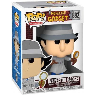 Фигурка Funko Inspector Gadget - POP! Animation - Inspector Gadget 49268 (9.5 см)