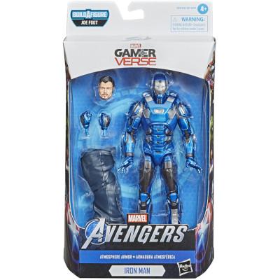 Фигурка Hasbro Avengers (GamerVerse) - Legends Series - Iron Man (Atmosphere Armor) E9976 (15 см)