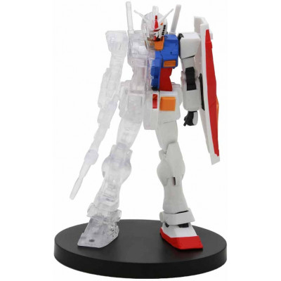 Фигурка Banpresto Gundam Universe - Internal Structure RX-78-2 Gundam Weapon Ver (Ver. A) BP16203P (14 см)