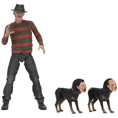 Набор фигурок NECA A Nightmare On Elm Street Part 2: Freddy's Revenge - Acton Figure Ultimate - Freddy 39899 (18 см)