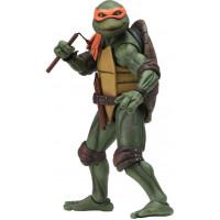 Фигурка Teenage Mutant Ninja Turtles (1990) - Action Figure - Michelangelo (18 см)