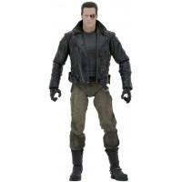 Фигурка Terminator - Action Figure Ultimate - T-800 (Police Station Assault) (18 см)