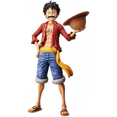 Фигурка Banpresto One Piece - Grandista nero - Monkey D Luffy BP19994P (28 см)