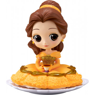 Фигурка Banpresto Beauty and the Beast - Q Posket Sugirly Disney Characters - Belle (A Normal color) 82756P (9 см)