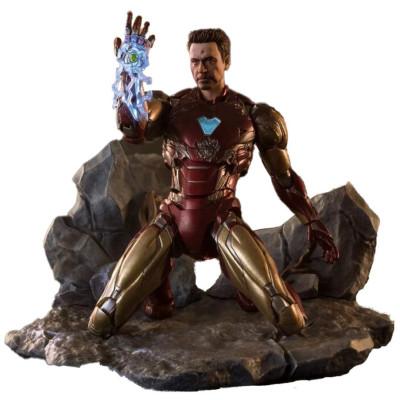 Фигурка Tamashii Nations Avengers: Endgame - S.H.Figuarts - Iron Man Mark 85 (I Am Iron Man Edition) 604972 (16 см)