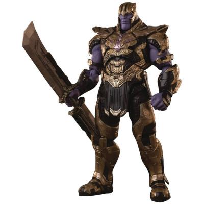 Фигурка Tamashii Nations Avengers: Endgame - S.H.Figuarts -  Thanos (Final Battle Edition) 604989 (19.5 см)