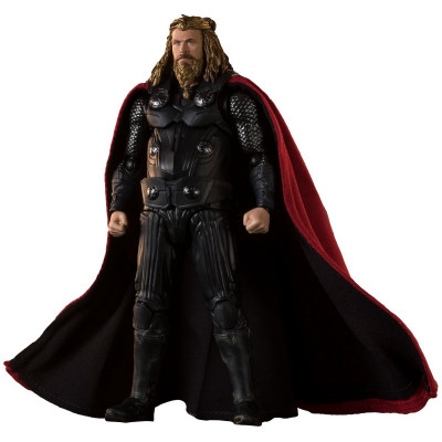 Фигурка Tamashii Nations Avengers: Endgame - S.H.Figuarts - Thor (Final Battle Edition) 608901 (16.5 см)